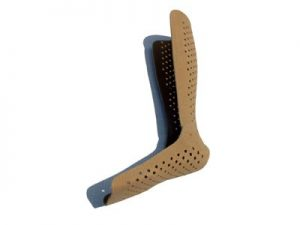 110 ° Ankle Foot Orthosis (UFS-05 series)