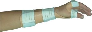 Wrist and thumb static splint RT1-6-3