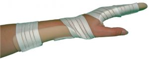 Wrist MCP splint RT1-6-4