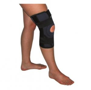 Knee support with open patella KT3-9